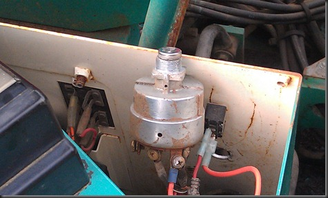 Digger Ignition Switch
