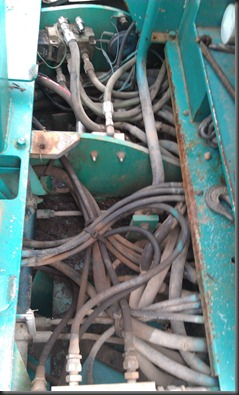 Some of the Innards of the Digger