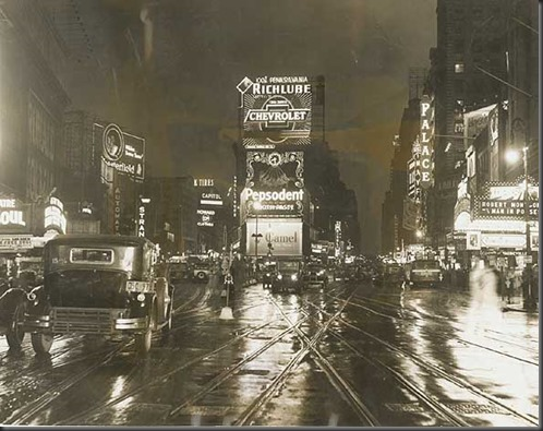 OLD Times Square