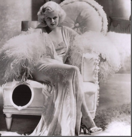 Jean Harlow. Just A Bit Before My Time.