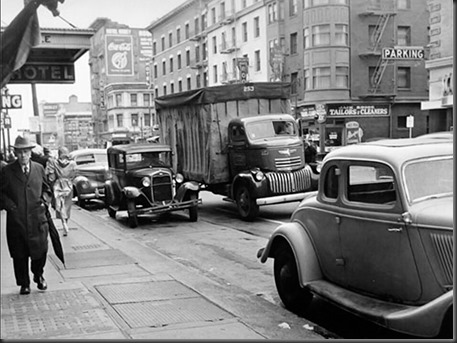 5th Stree in 1950