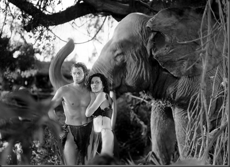 Tarzan & His Mate. 1934