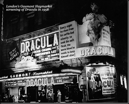 Dracula Premiere