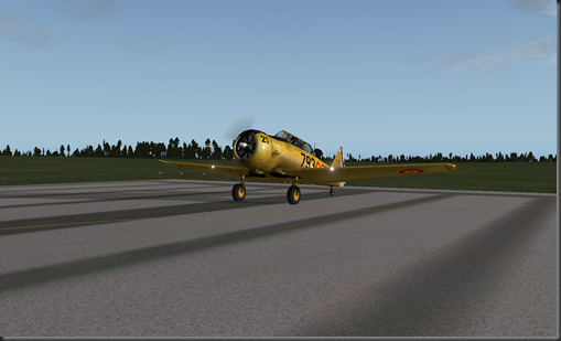 AT6G_1 in X-Plane 10 Demo