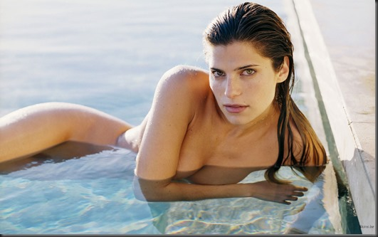"Lake Bell from ""Surface."""