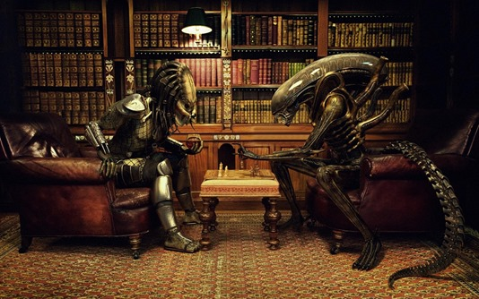 Predator VS Alien