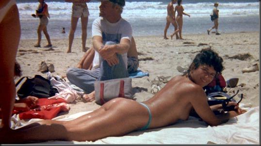 Down On Black's Beach 1991