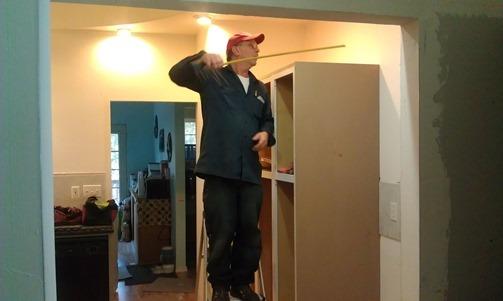 John Measuring