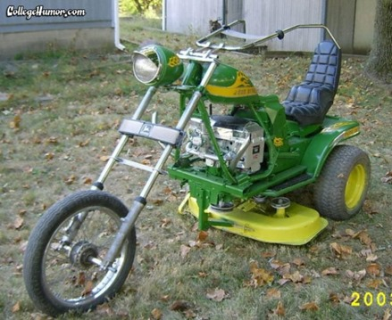 My Next Mower!
