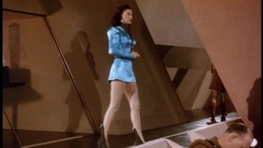 Marguerite Had Killer Legs!