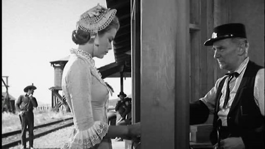 Grace Kelly. High Noon.