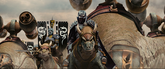 Dragon War's