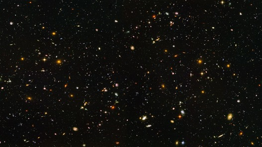 Hubble-ultra-deep-picture