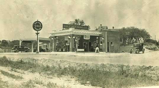 Gas Station June 15 1932 A St and Water_2