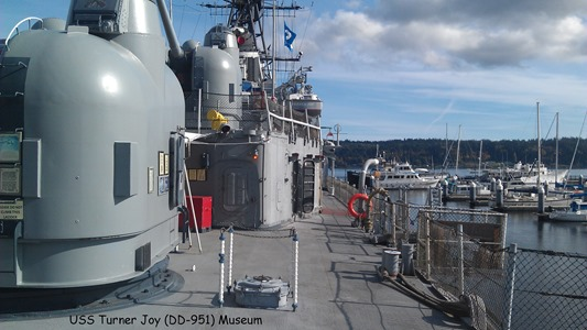 USS Turner Joy (DD-951) Museum