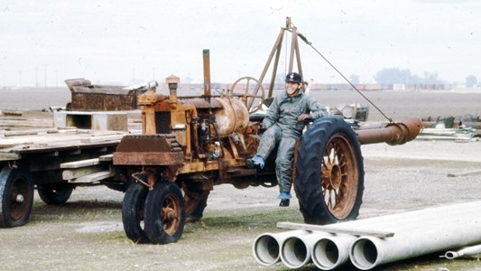 MeOnTractor1970's